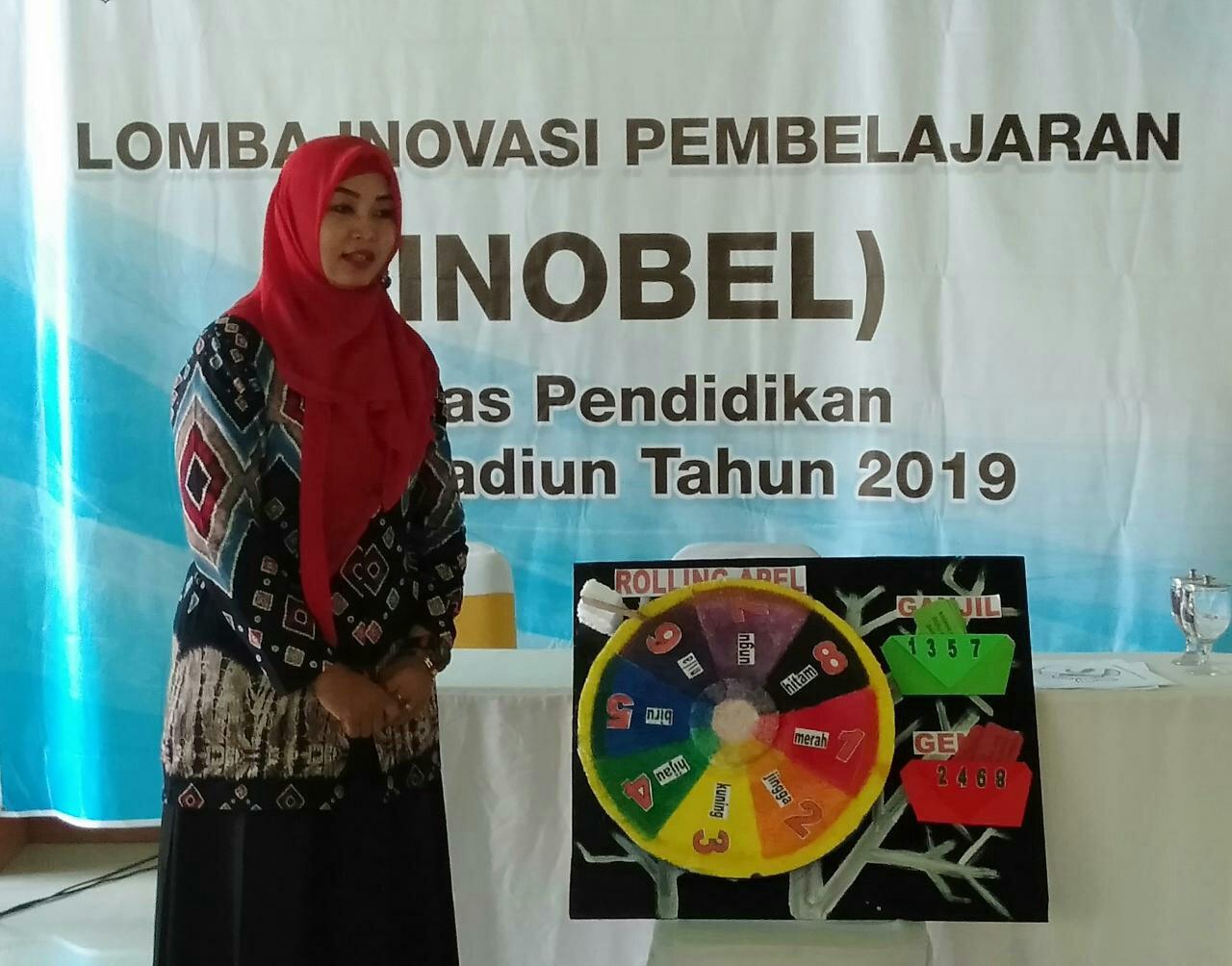 Kegiatan Lomba Inovasi Pembelajaran Inobel Tahun 2019 Dinas Pendidikan Kota Madiun